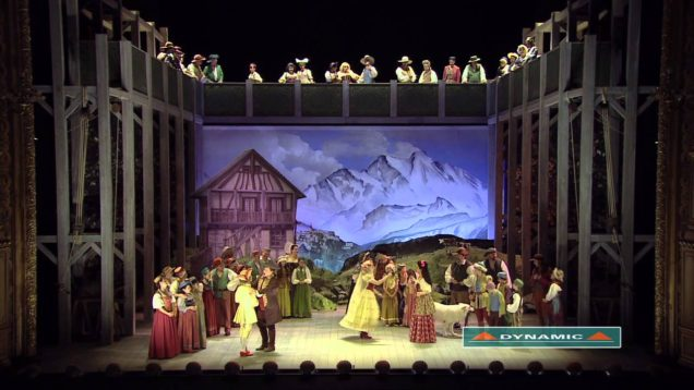 Guillaume Tell (Gretry) Liege 2013 Scimone Laho Gillet Devos Delcour