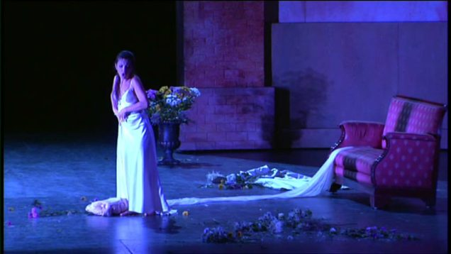 Hamlet (Thomas) Barcelona 2003 Dessay Keenlyside Uria-Monzon