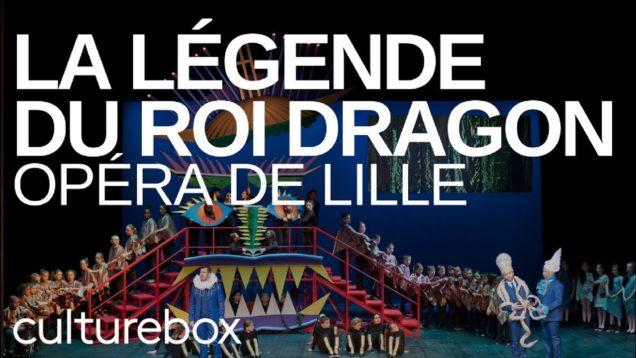 <span>FULL </span>La Légende du Roi Dragon (Lavandier) Lille 2018