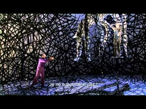 La Metamorphose (Levinas) Lille 2011 di Falco Leger Heyboer