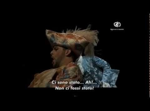 La vedova scaltra (Wolf-Ferrari) Venice 2007 Zanellato Esposito Rossi