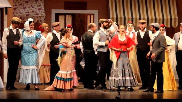 <span>FULL </span>La verbena de la Paloma (Breton) Malaga 2009 Prados Pacetti Torres Romero Martin
