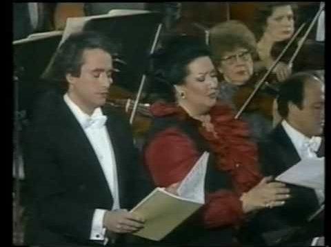 La Vida Breve (de Falla)  New York 1983 Caballé Carreras, Rivas