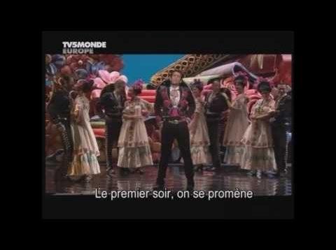 Le Chanteur de Mexico (Lopez) Paris 2006 Jordi De Palma Courau
