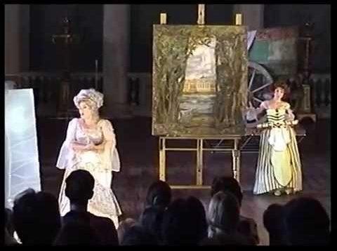 Le tableau parlant (Gretry) Moscow 2001 Dumma Ivanilova Andreeva