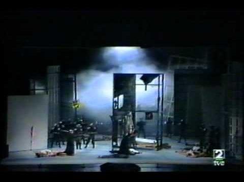 <span>FULL </span>Mathis der Maler (Hindemith)  Barcelona 1994 Blinkhof Dohmen Armstrong Schasching Sigmundsson