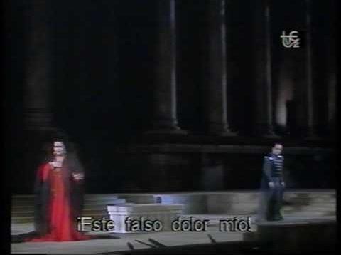 <span>FULL </span>Medea (Cherubini) Merida 1992 Carreras Caballe Obratzsova