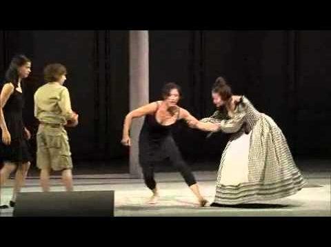 Medea in Corinto (Mayr) Munich 2010 Michael Vargas Miles Shrader Tsallagova