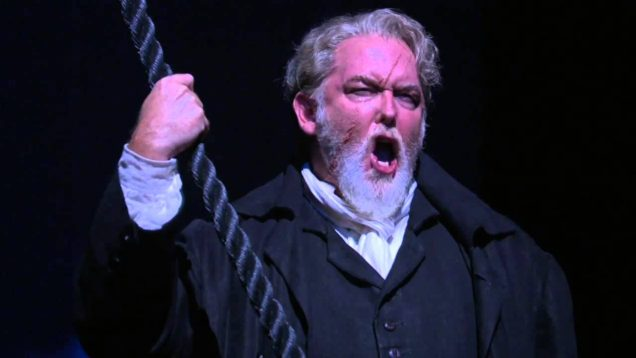 Moby Dick (Heggie) San Francisco 2013 Hunter Morris Lemalu Costello Smith