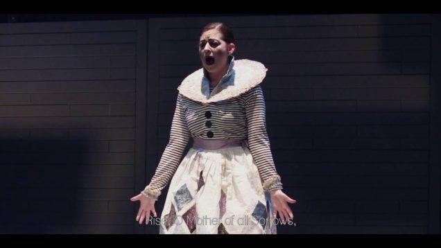Pierrot lunaire (Schoenberg) Israel Hila Baggio