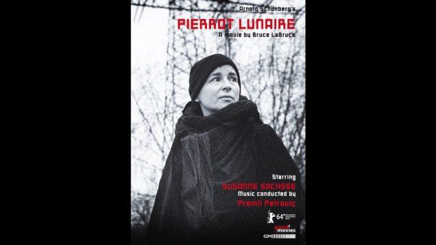 Pierrot lunaire (Schoenberg) Movie 2011 Sachsse Petroviçs