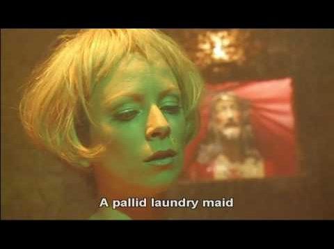 Pierrot lunaire (Schoenberg) Movie 2002 Schäfer Boulez