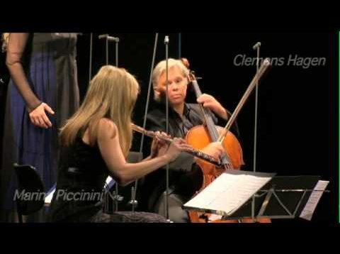 Pierrot lunaire (Schoenberg) Salzburg 2011 Sukova Uchida