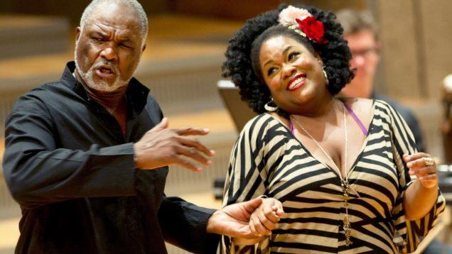 Porgy and Bess (Gershwin) Berlin 2012 Rattle White Moore Vaughn