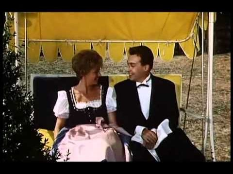 Saison in Salzburg (Raymond) Movie 1961 Alexander Haas