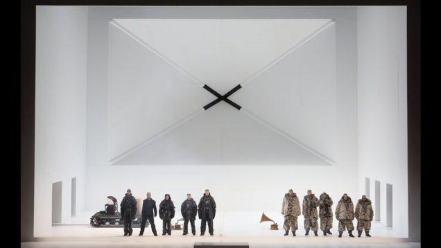 South Pole (Srnka) Munich 2016 Hamspon Villazon