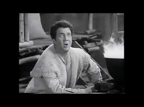Tiefland (d'Albert) Movie 1964 Rudolf Schock Strauss Feldhoff Klose