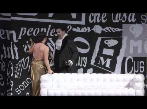 Von heute auf morgen (Schoenberg) Venice 2008 Nigl Geiler Visentin
