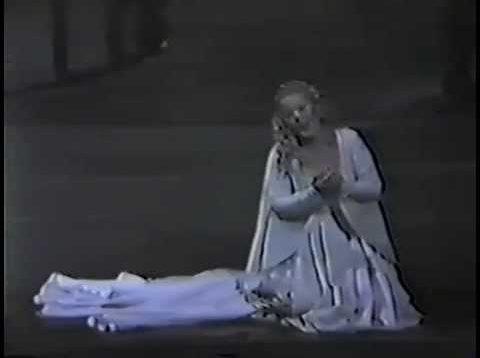 Anna Bolena Rovigo 1984 Baglioni Ricciarelli Ghiuselev