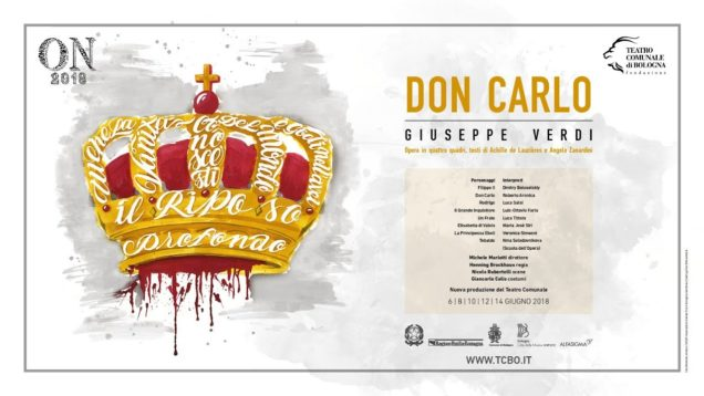 <span>FULL </span>Don Carlo Bologna 2018 Aronica Salsi Beloselskiy Siri Simeoni