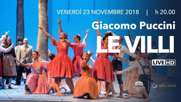 <span>FULL </span>Le Villi Modena 2018 Piscitelli Lippi Gazale