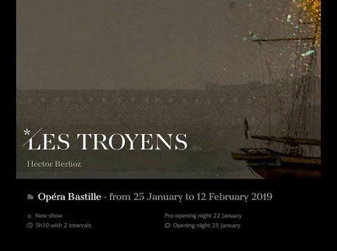<span>FULL </span>Les Troyens Paris 2019 d'Oustrac Jovanovich Burchuladze Gens