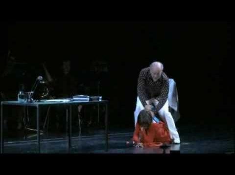 The Infernal Comedy (Sturminger Pastiche) Vienna 2009 Malkovich Aikin