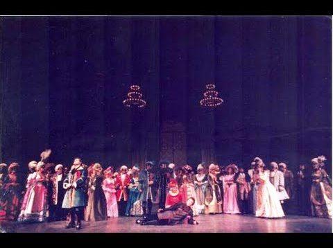 <span>FULL </span>Un ballo in maschera Istanbul 1991 Arıman Öztoprak Manizade