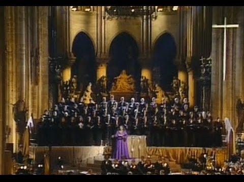 <span>FULL </span>A Christmas Concert at Notre-Dame Paris 1992 Jessye Norman