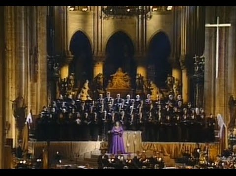 <span>FULL </span>A Christmas Concert at Notre-Dame Paris 1992 Jessye Norman