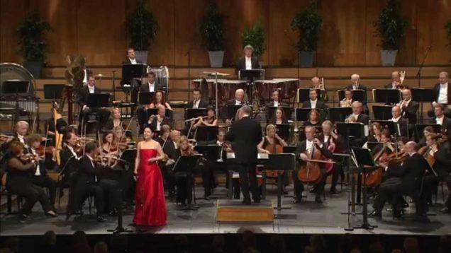 Amor, Vida de Mi Vida Zarzuela Concert Salzburg 2007 Domingo Martinez