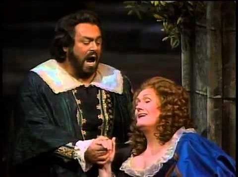 An Evening With Joan Sutherland and Luciano Pavarotti Met 1987