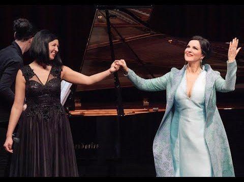 Angela Gheorghiu Recital in Vienna 2018