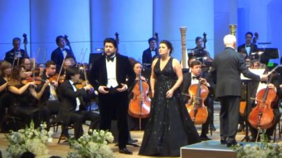 <span>FULL </span>Anna Netrebko and Yusif Eyvazov in Moscow 2018