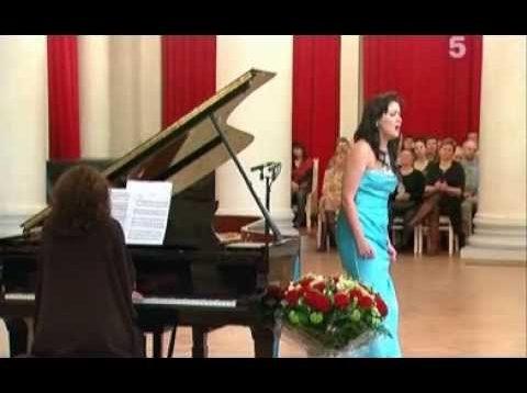 <span>FULL </span>Anna Netrebko Recital St. Petersburg 2010
