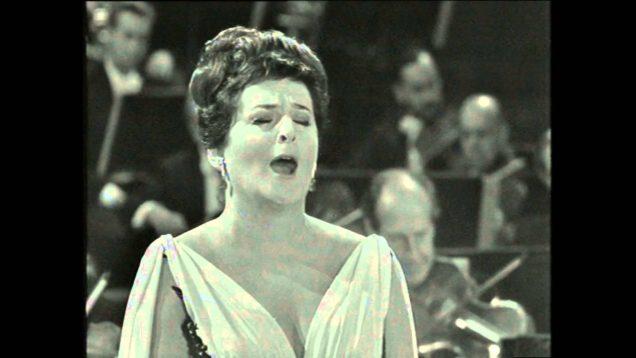 <span>FULL </span>Birgit Nilsson in Stockholm 1964