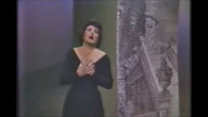 Birgit Nilsson Opera Recital Bell Telephone Hour 1961-67