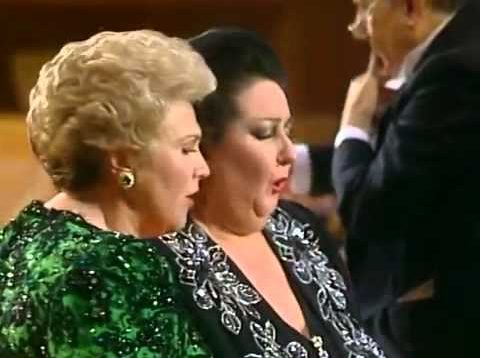 <span>FULL </span>Caballe and Horne in Munich 1990