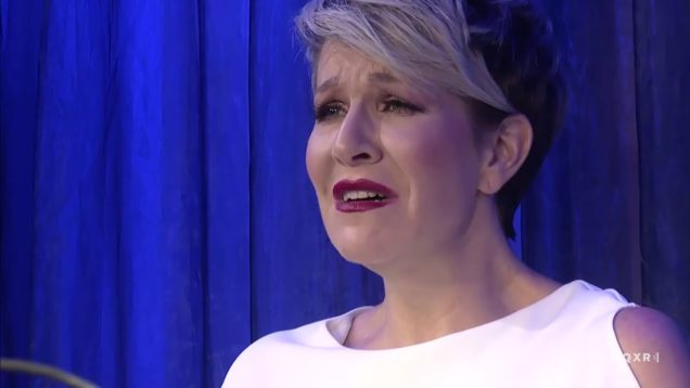 Camille Claudel Into The Fire (Heggie) New York 2018 Joyce DiDonato Brentano Quartet