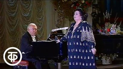 <span>FULL </span>Carreras and Caballe in Moscow 1989