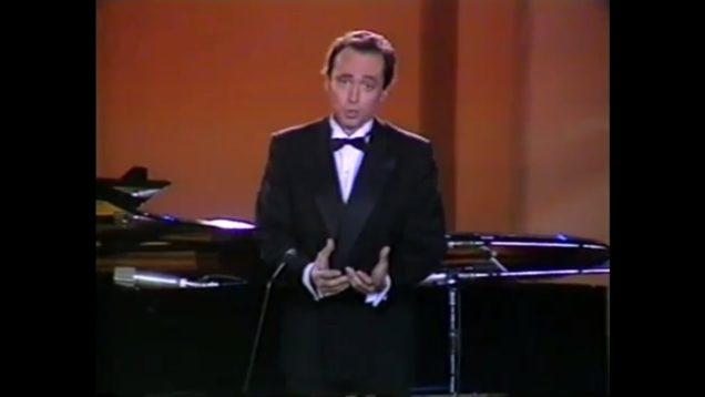 <span>FULL </span>Carreras Recital Peralada Castle 1988
