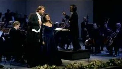 Cecilia & Bryn at Glyndebourne 1999