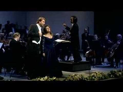 Cecilia & Bryn at Glyndebourne 1999