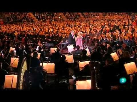 <span>FULL </span>Centenary Arena de Verona 2013 Domingo Bocelli Maestri et al
