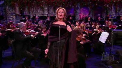 Christmas Glow Renée Fleming and the Mormon Tabernacle Choir Salt Lake City 2008