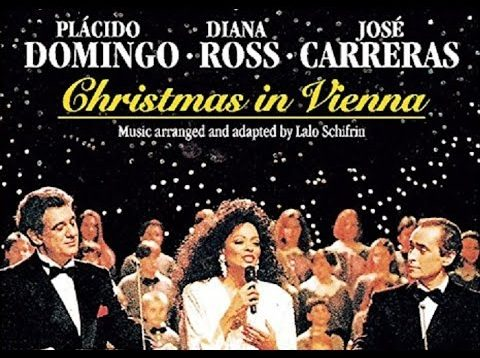 <span>FULL </span>Christmas in Vienna 1992 Domingo Carreras Ross