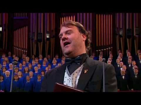 Christmas with the Mormon Tabernacle Choir Salt Lake City 2004 von Stade Bryn Terfel