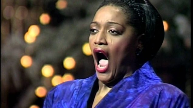<span>FULL </span>Christmastide A Christmas Concert Ely 1988 Jessye Norman