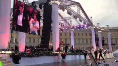 Classic at the Palace Square St.Petersburg  2013 Peretyatko Guleghina Markov