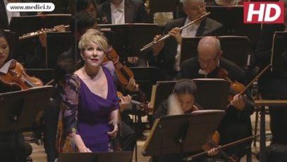 Concert Ravel and Strauss Paris 2015  DiDonato Gilbert NYPO